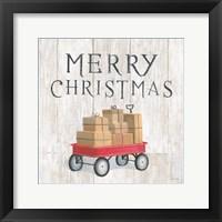 Framed Christmas Affinity XII