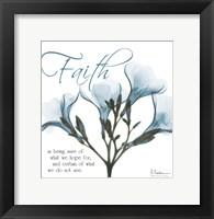Framed Faith Oleander