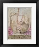 Framed Hanged Man