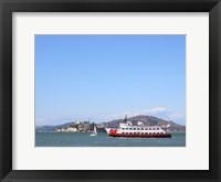 Framed Alcatraz
