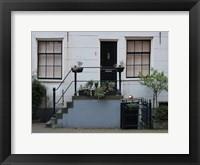 Framed Door Plants Amsterdam