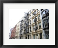 Framed Houses Soho Newyork