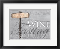 Framed Soft Wine Tasting