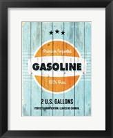 Framed Gasoline