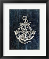 Framed Inverted Anchors Away 2