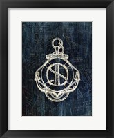 Framed Inverted Anchors Away 3