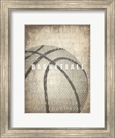 Framed Sports a Way of Life 1