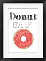 Framed Donut 1