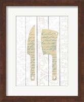 Framed Kitchen Utensils 4