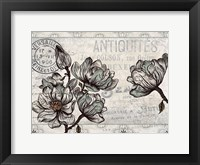 Framed Country Magnolia 3