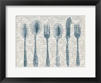 Framed Country Table Setting