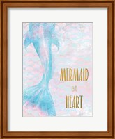 Framed Mermaid at Heart