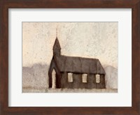 Framed Mountain Church