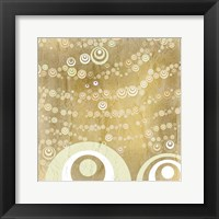 Framed Circles of Gold 2