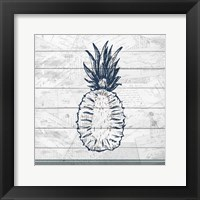 Framed Country Pineapple 2