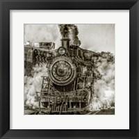 Framed Along the Tracks 2