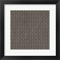 Framed Ruff Ruff Pattern 1