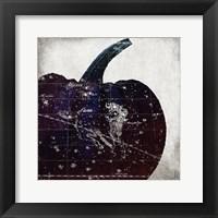 Framed Celestial Pumpkin 1