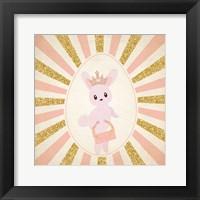 Framed Bunny Princess 2