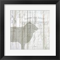 Framed Farm Life 3
