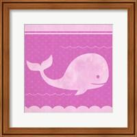 Framed Pink Family 1