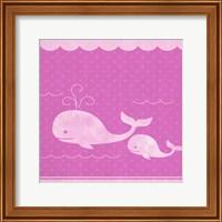 Framed Pink Family 2