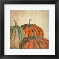 Framed Fall Pumpkins
