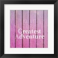 Framed Greatest Adventure 2