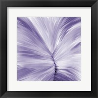 Framed Stiches of Violet