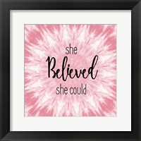 Framed She Believed 1
