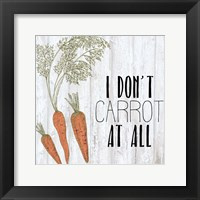 Framed Vegetables 3