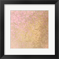 Framed Blush Squares