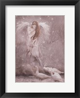 Framed Winged Fairie II