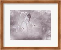 Framed Winged Fairie III