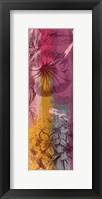 Framed Flower Wine 1