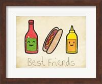 Framed Best Friends