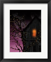 Framed Creepy Dusk
