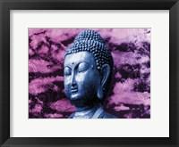 Framed Skyline Buddha
