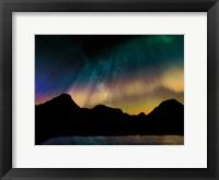 Framed Borealis Dreams 1
