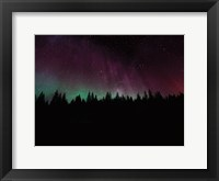 Framed Borealis Dreams 2