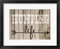 Framed Hunting Life 2