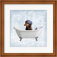 Framed Bath Giggles 3