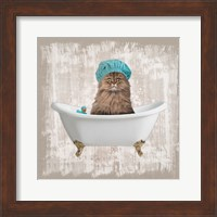 Framed Kitty Baths 2