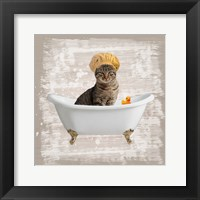 Framed Kitty Baths 4