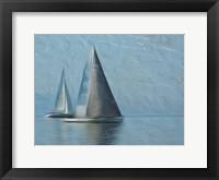 Framed Together At Sea