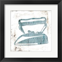 Framed Iron Laundry