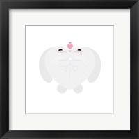 Framed Bunny Hug