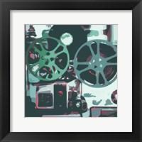 Framed Calm Media Three