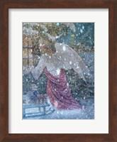 Framed Christmas Angel