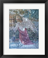 Framed Christmas Angel